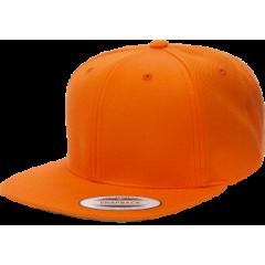 Кепка FlexFit Classic Snapback Orange