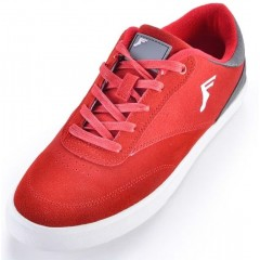 Кеды Footprint Technologies Justice Red Char